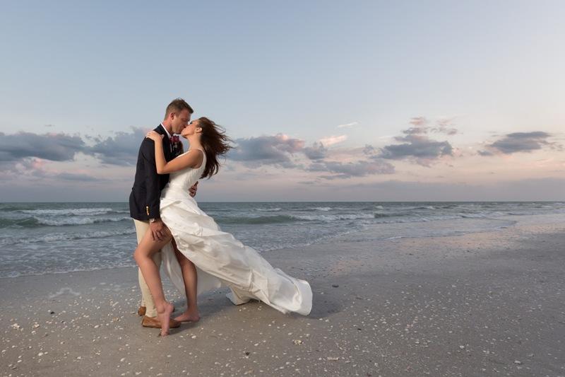 Sanibel Island, FL – Intimate Beach Wedding {Courtney + Matthew ...