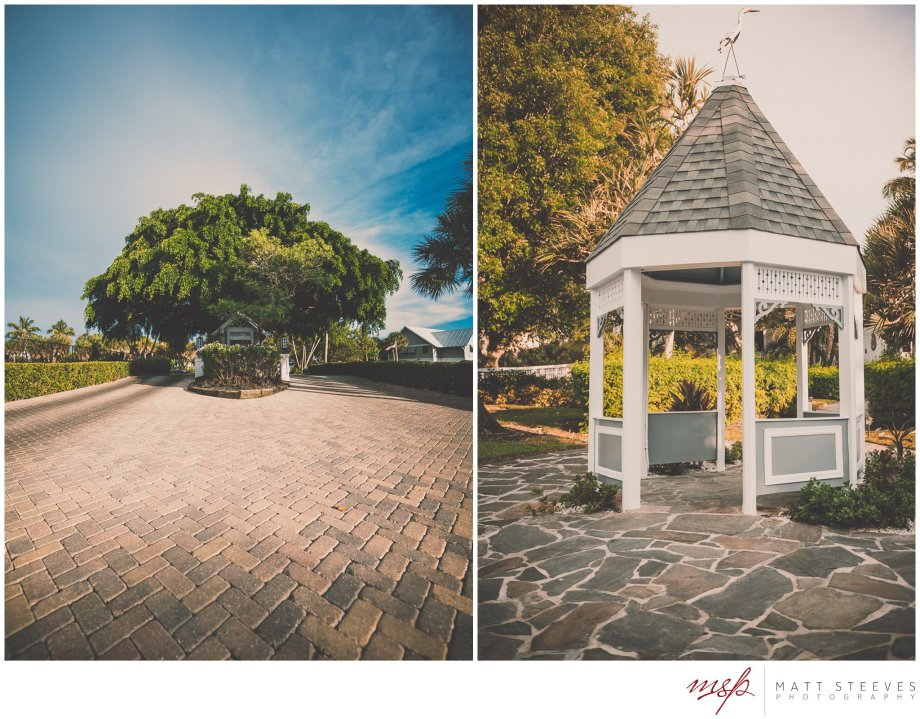 Sanibel Island Beach Wedding