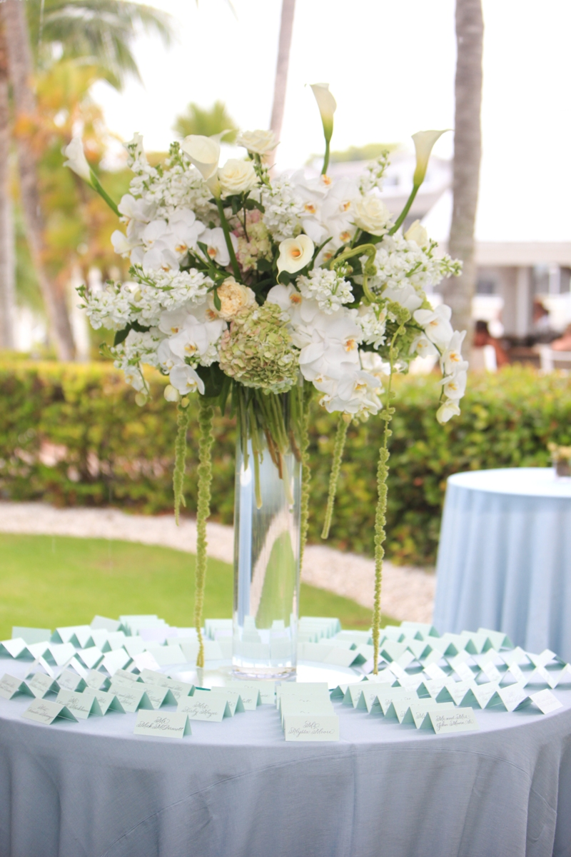elegant tent beach wedding sanibel florida