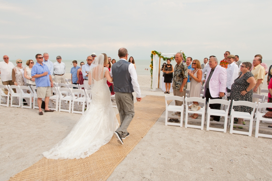 florida beach wedding sanibel island