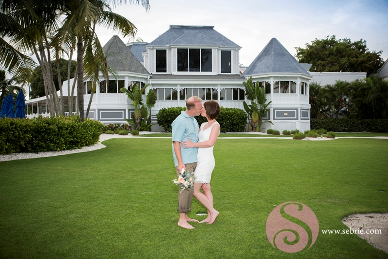 Intimate Florida Beach Wedding 10