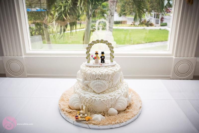 Intimate Florida Beach Wedding