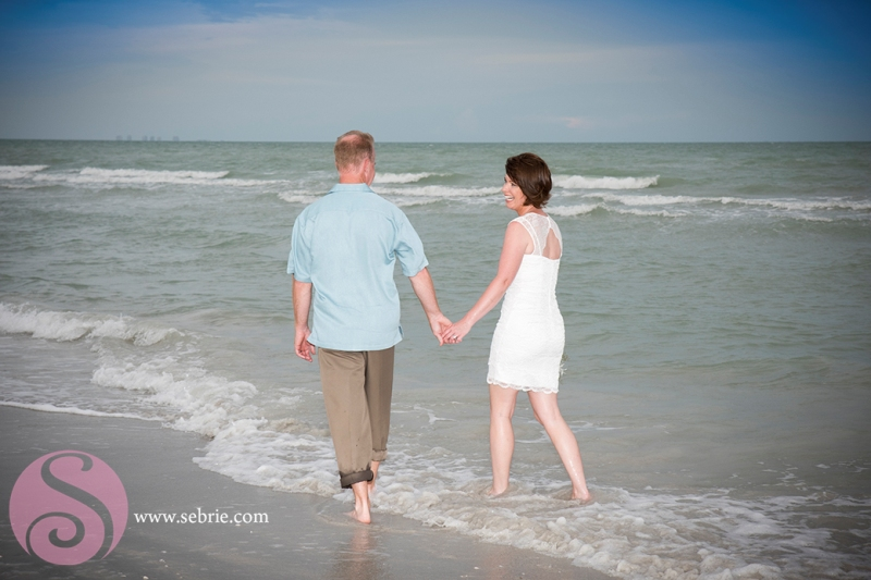 Intimate Florida Beach Wedding 7