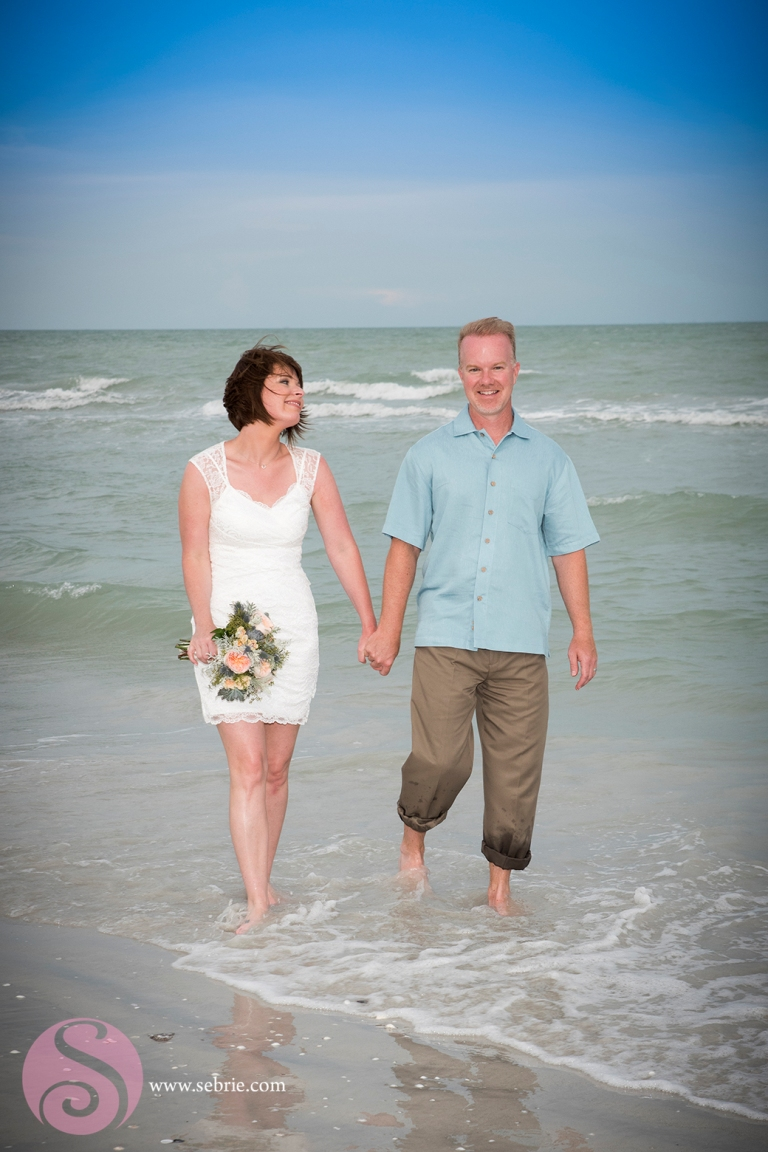 Intimate Florida Beach Wedding 8