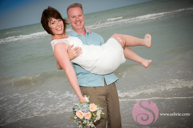 Intimate Florida Beach Wedding 9