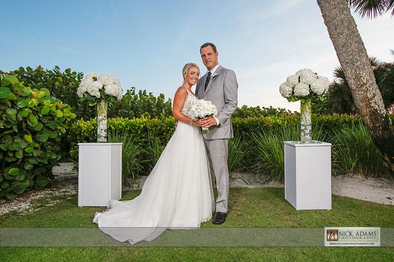 Elegant Outdoor Tent Wedding