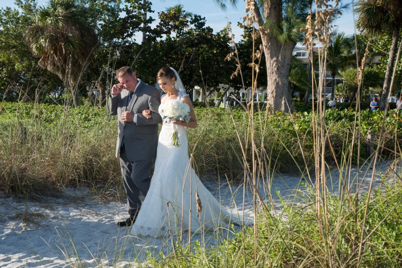 Florida Beach Tent Wedding