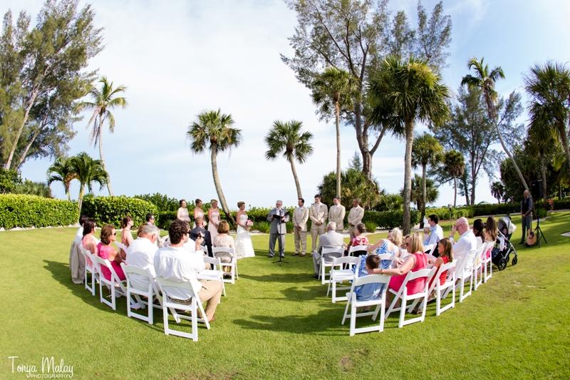 Destination Beach Wedding - Sanibel Island, Florida