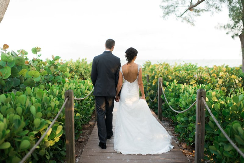 Intimate Beach Romance - Sanibel Island Wedding Venue, Casa Ybel Resort