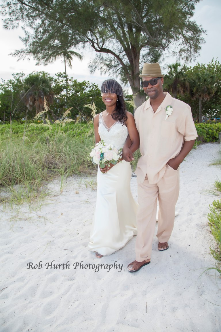 boho vintage beach wedding sanibel florida