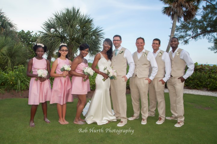 boho vintage beach wedding sanibel florida