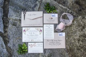 Floral Invitation Suite